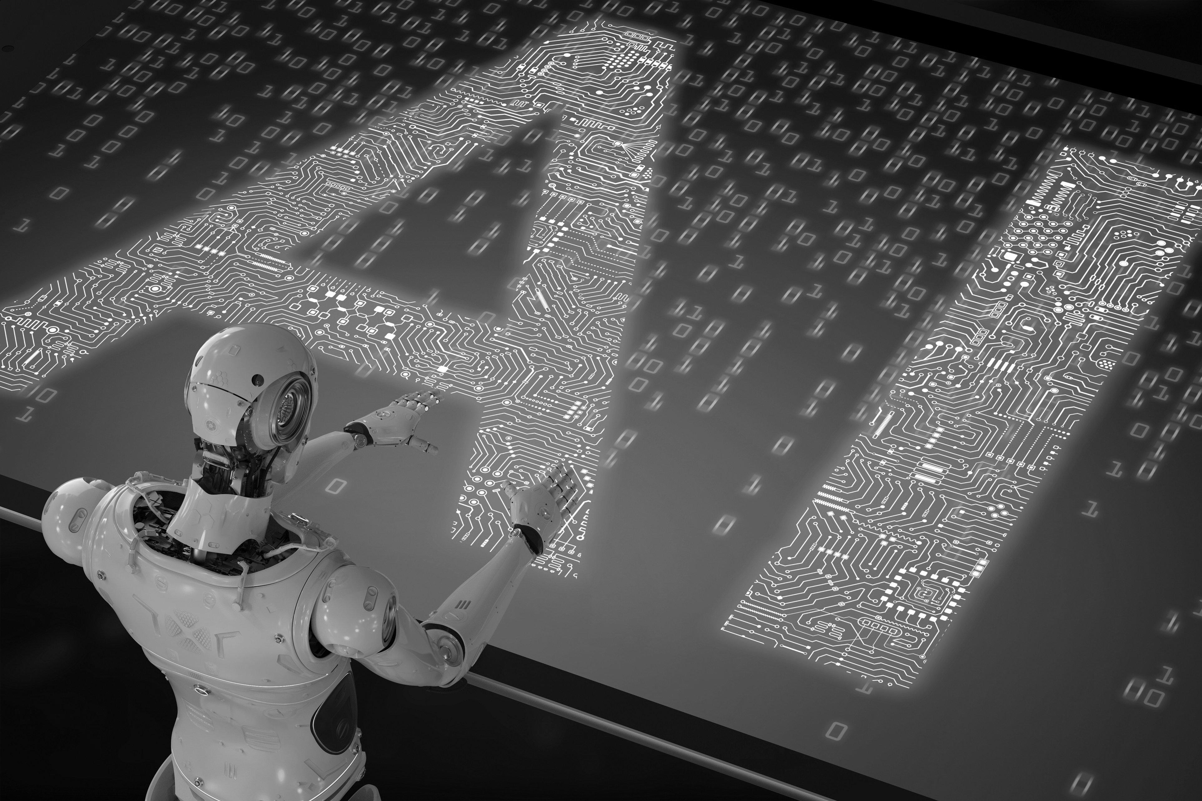 New AI tools_black and white