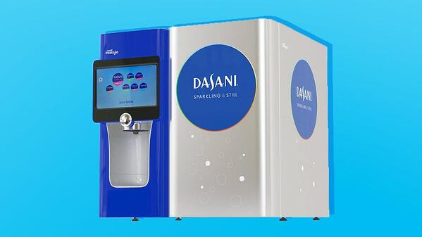 innovative water packaging dasani coca cola